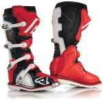 Moto boty bílé - Bolder.cz - Oblečeme každého! 45032f51ab