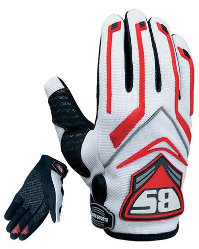 Rukavice Motocross - Velikost: 2XL