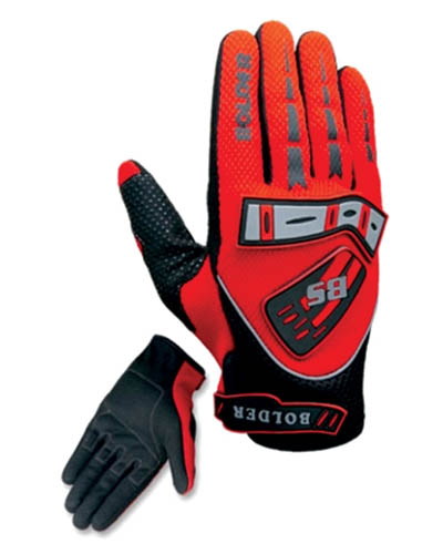 Rukavice Motocross - Velikost: XS