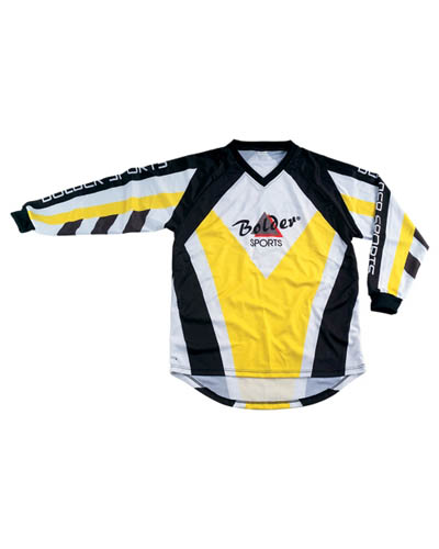 Triko Motocross Kids - Velikost: 10