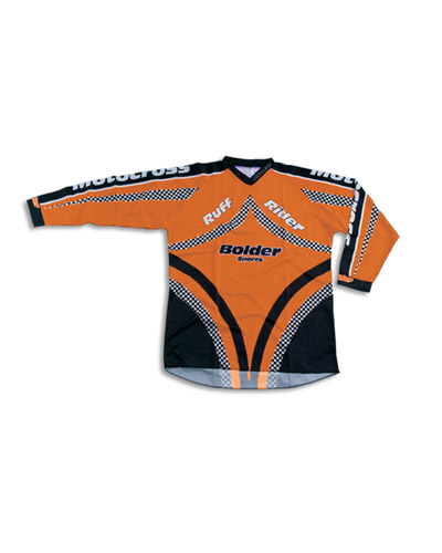 Triko Motocross Kids - Velikost: 12