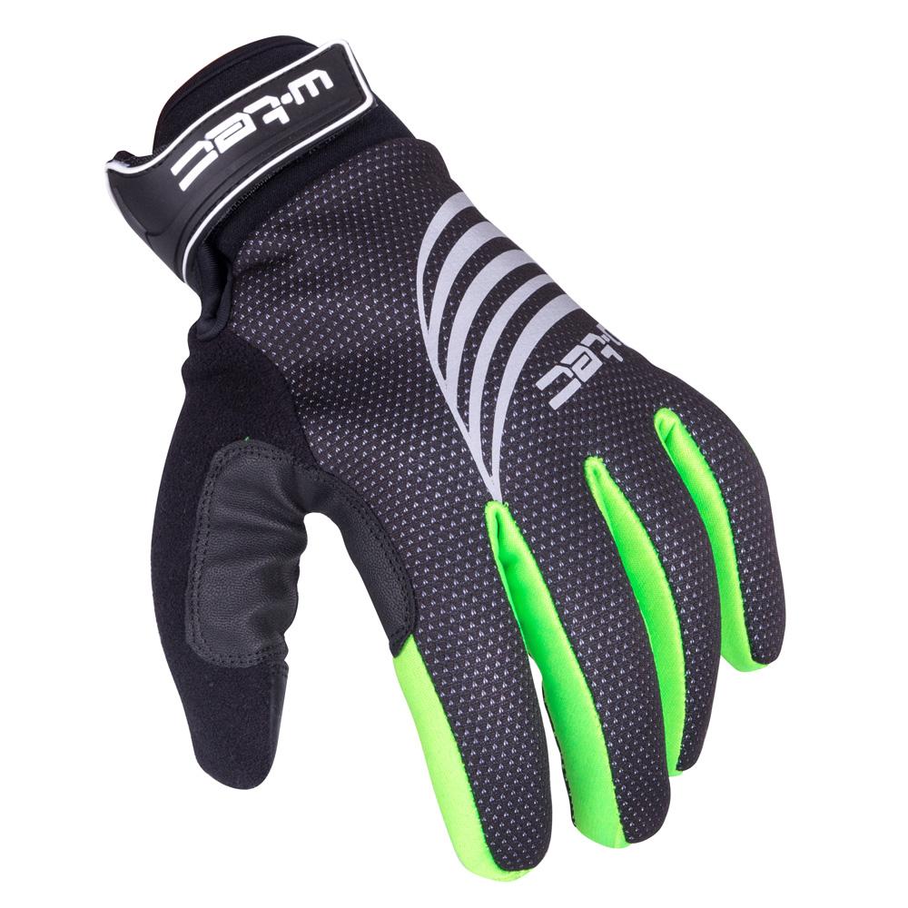 fcd15656b8b W-TEC Grutch AMC-1040-17 Sportovní zimní rukavice - Bolder - Moto ...