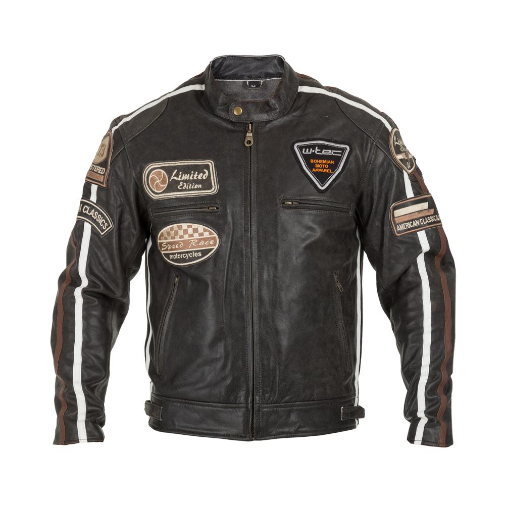 Kožená moto bunda - Bolder.cz - Oblečeme každého! 7a22f347b6