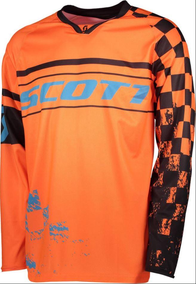SCOTT 350 TRACK KIDS Dětský dres - Bolder - Moto oblečení a9ce7abf80