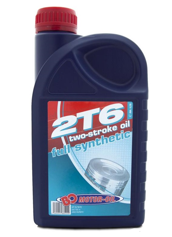 OIL 2T6 Full Synthetic, 1 l - Velikost: 1 l