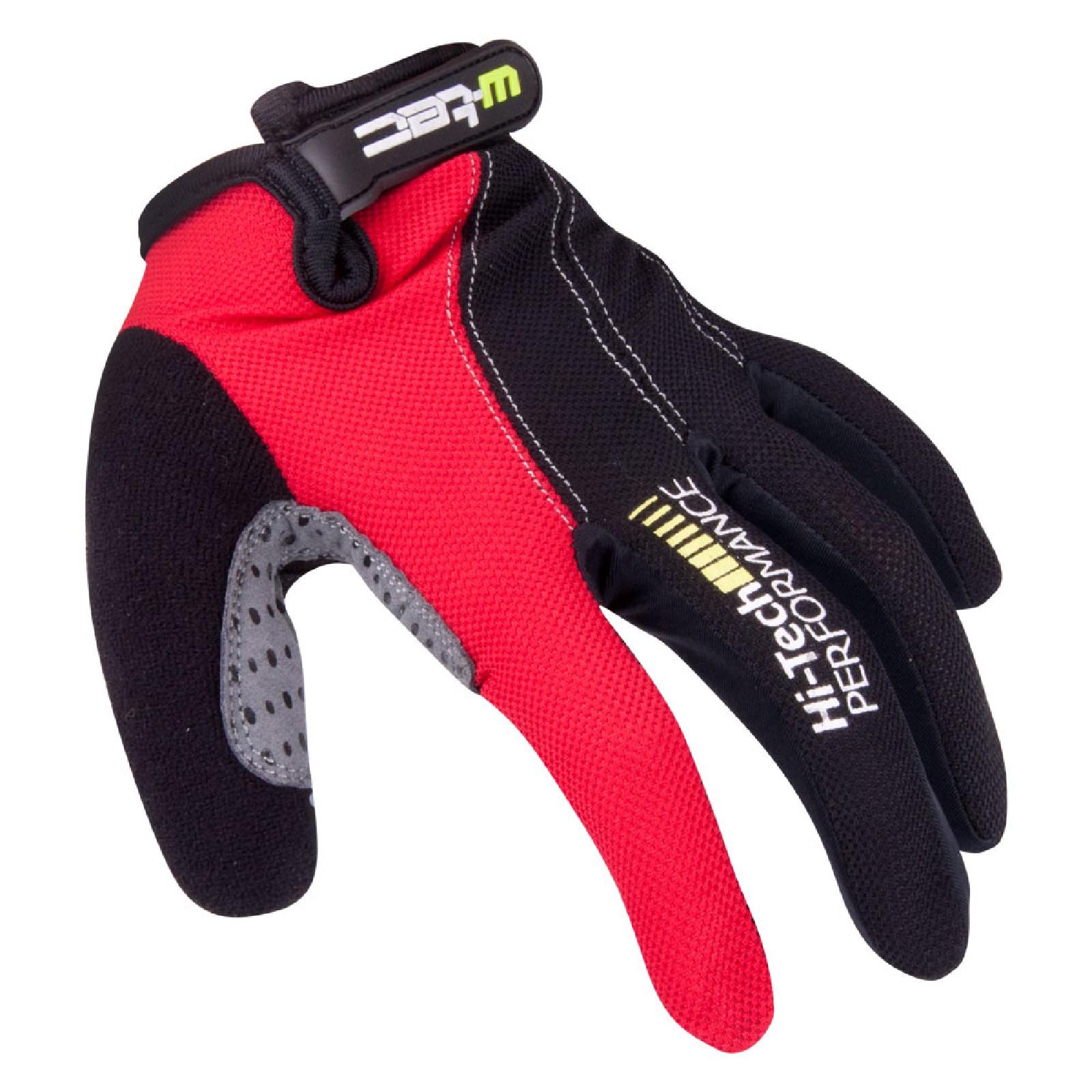 dd73e90f559 W-TEC Ratyno Motokrosové rukavice - Bolder - Moto oblečení