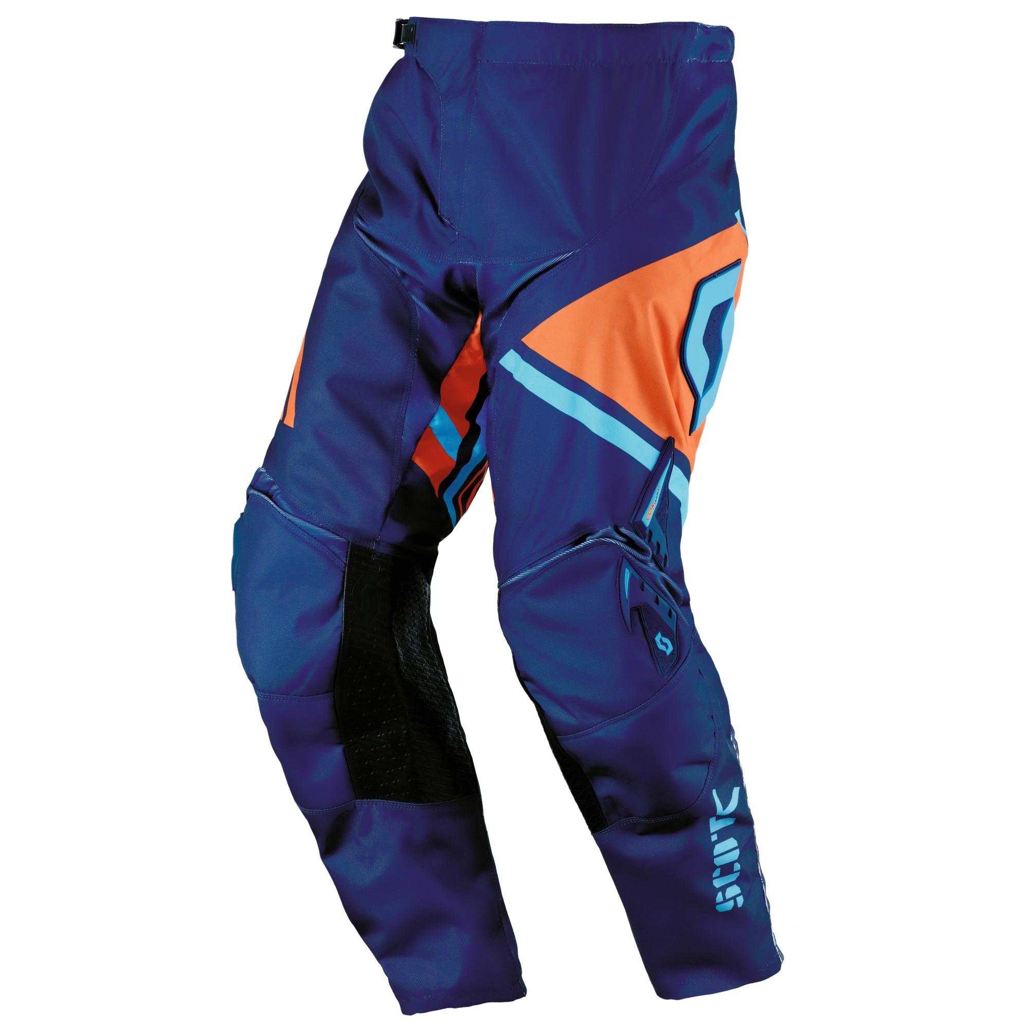 SCOTT 350 TRACK Motocross kalhoty - Bolder - Moto oblečení e8d0a64823