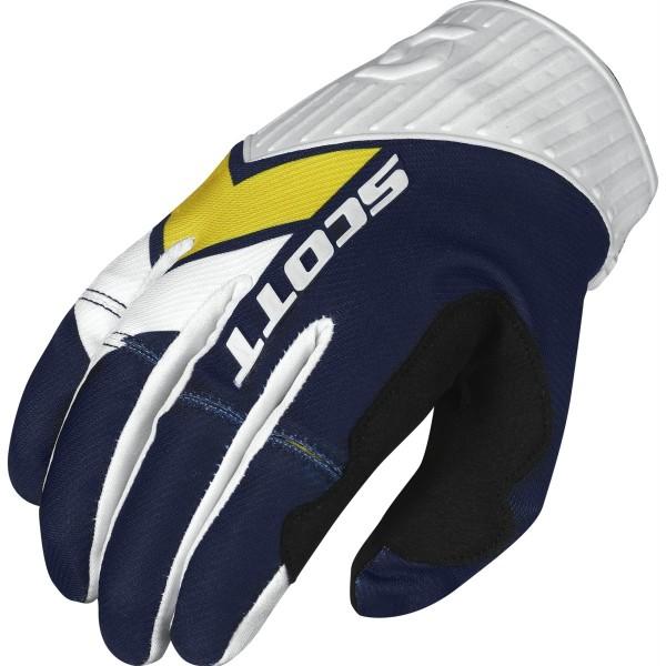e5d45c04187 SCOTT 450 PODIUM Motocrossové rukavice - Bolder - Moto oblečení