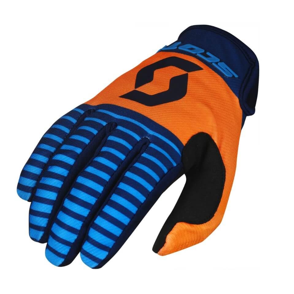 SCOTT 350 TRACK Motocrossové rukavice - Bolder - Moto oblečení 24c61c48c1