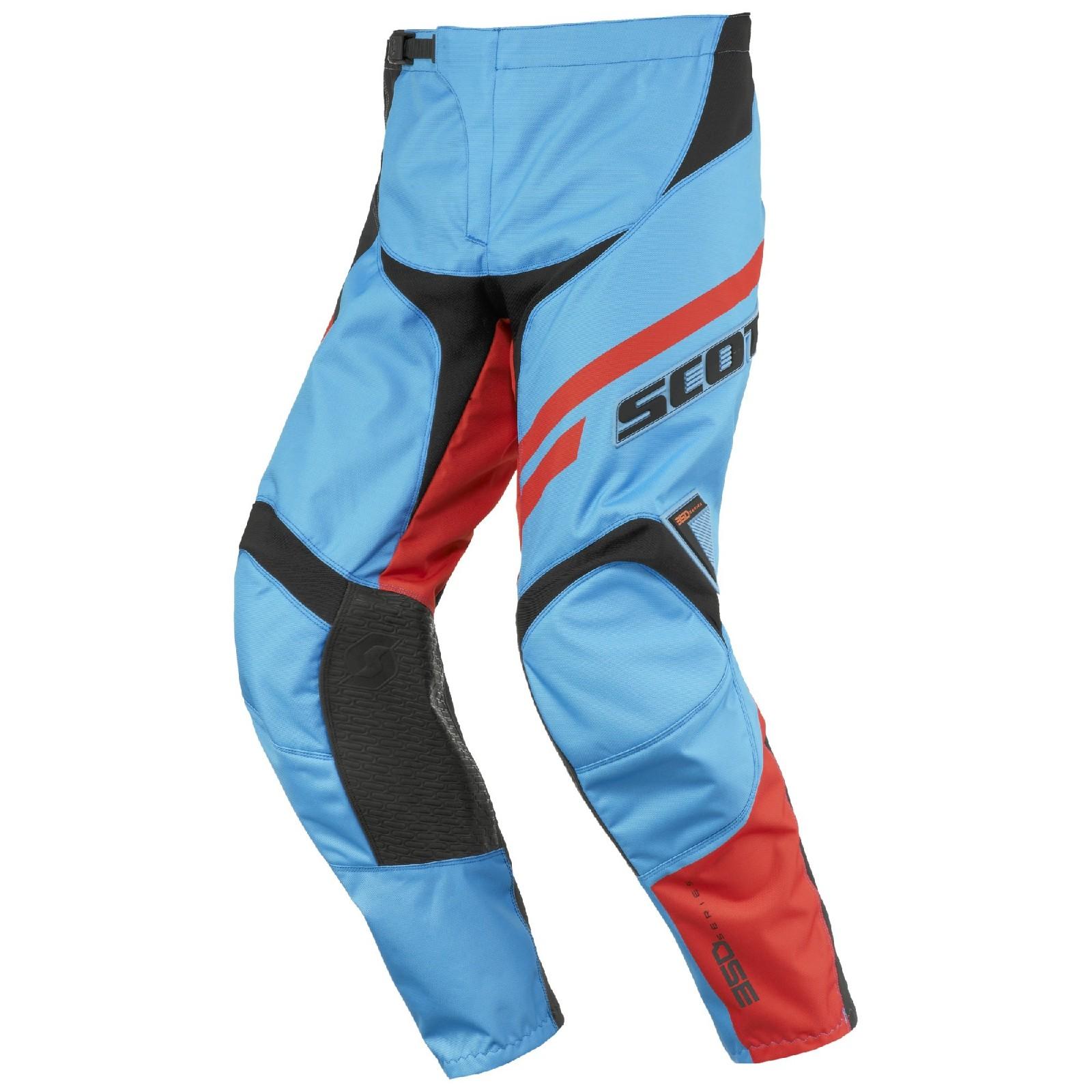 SCOTT 350 TRACK KIDS Motocross kalhoty - Bolder - Moto oblečení 0f5a309657