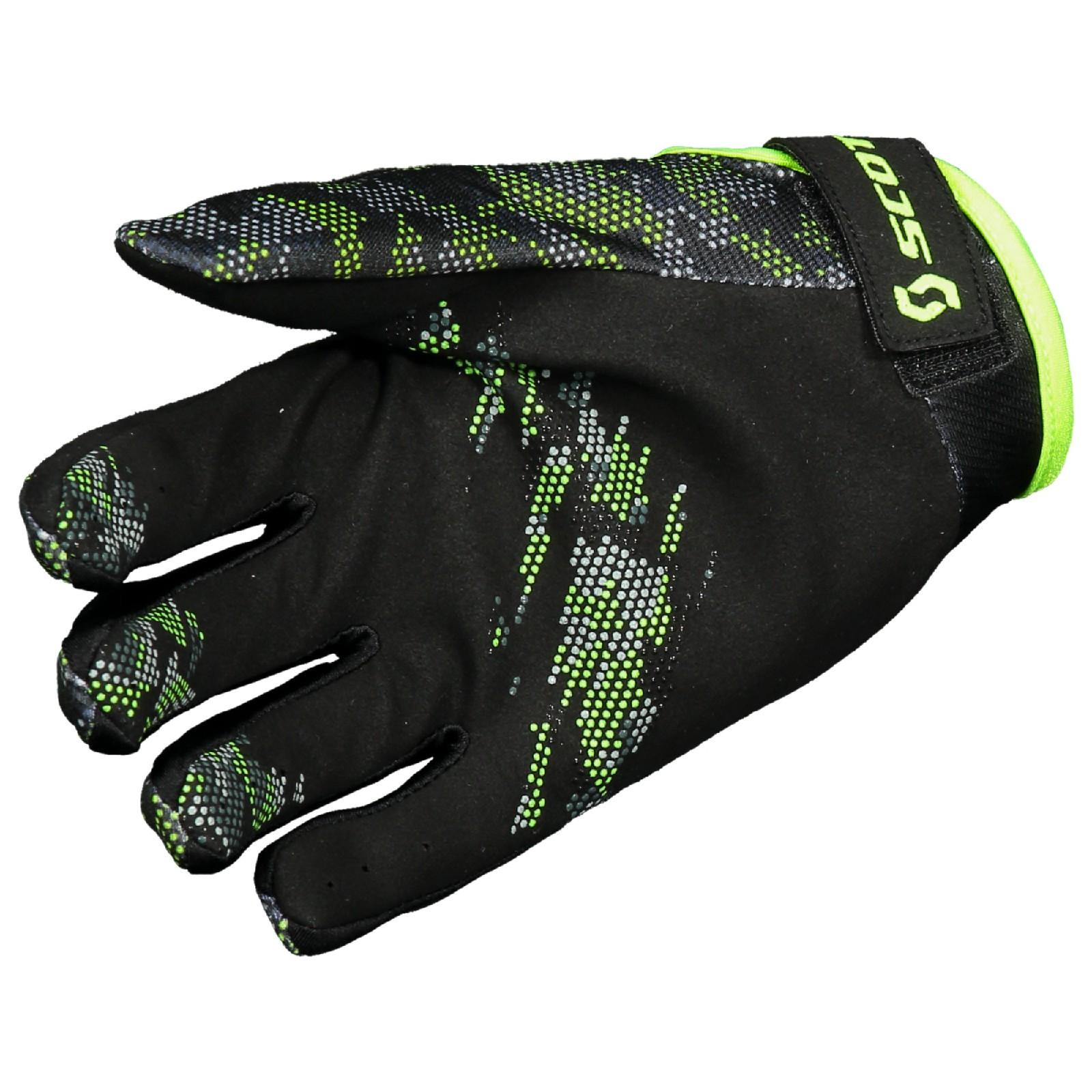 f3311e48e50 SCOTT 350 RACE Motocrossové rukavice - Bolder - Moto oblečení