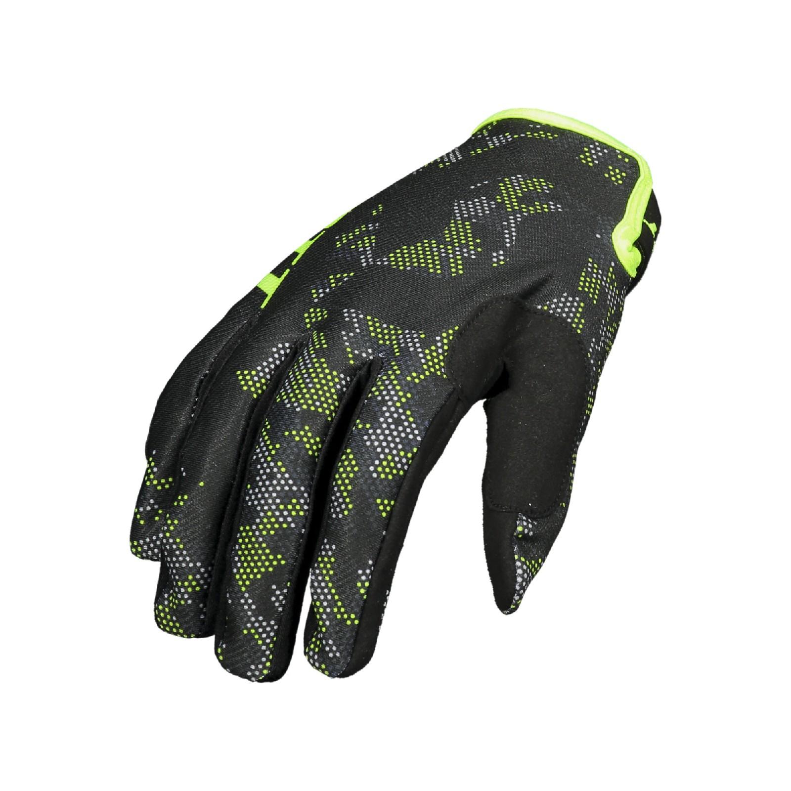 c41013edbba SCOTT 350 RACE KIDS Motocrossové dětské rukavice - Bolder - Moto ...