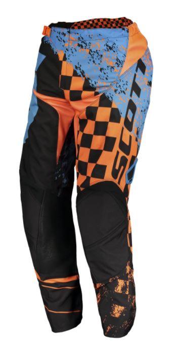 SCOTT 350 TRACK KIDS Motocrossové dětské kalhoty - Bolder - Moto ... d7141bdb42