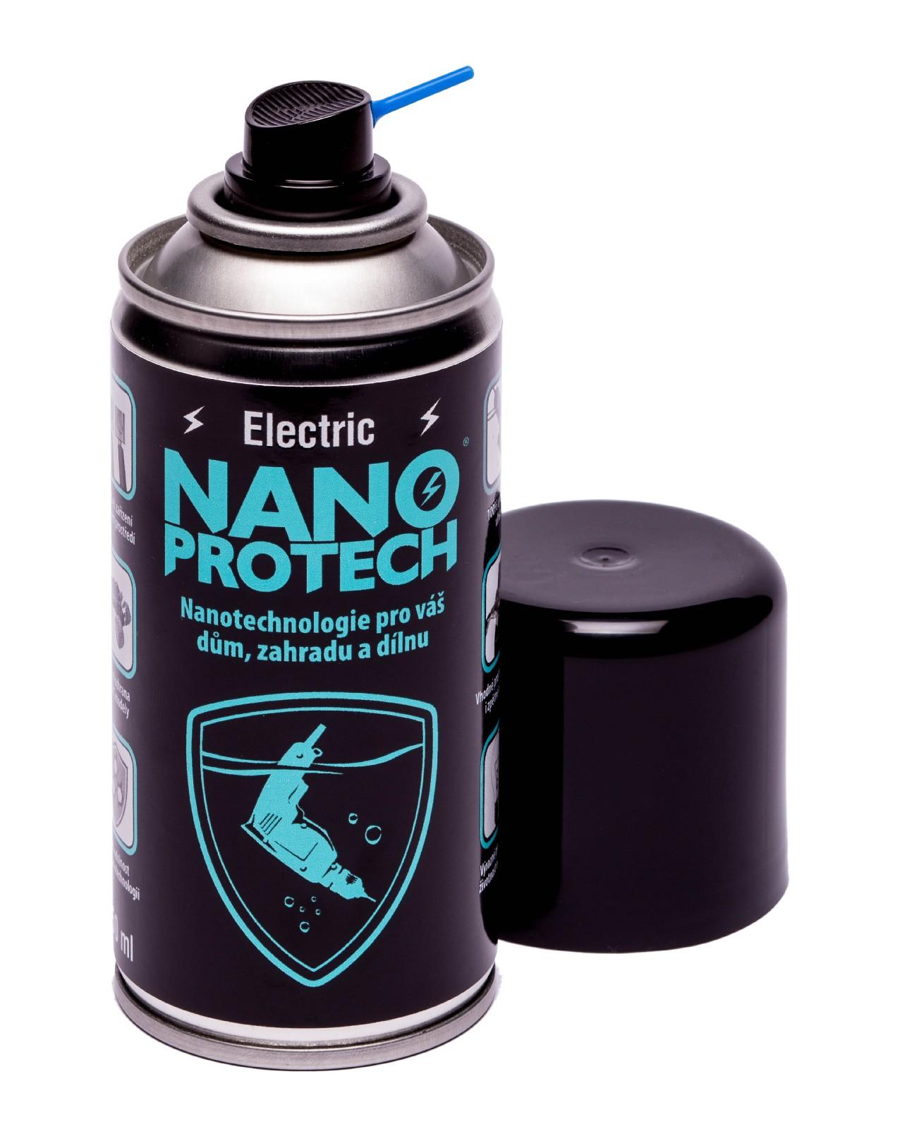 Elektroizolační a čisticí sprej 75 ml - Velikost: 75 ml