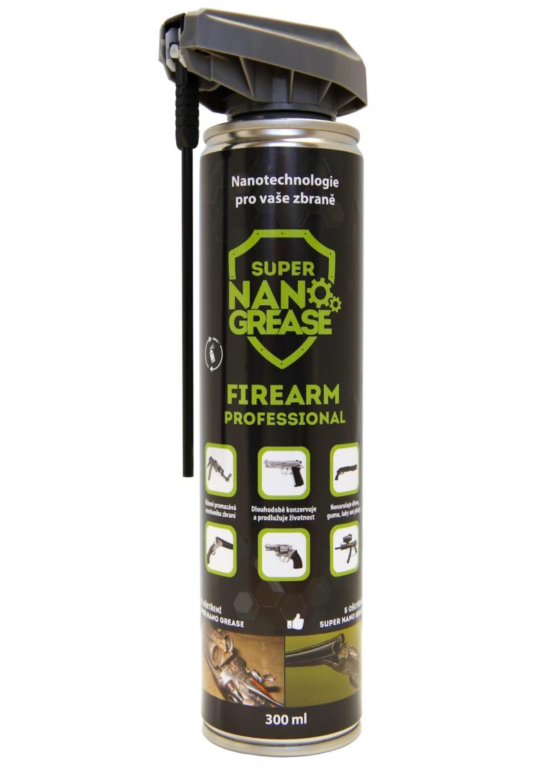 FIREARM Čistící, mazací, antikorozní sprej 300 ml - Velikost: 300 ml