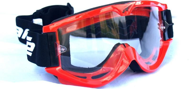Brýle červené - Velikost: uni