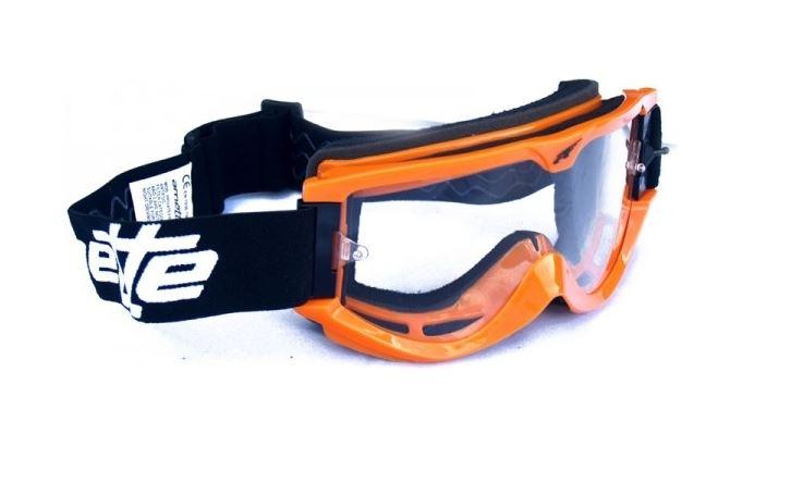 Brýle oranžové - Velikost: uni
