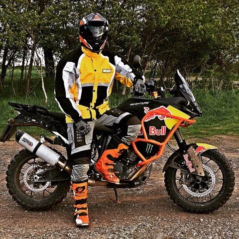 BOLDER 47 motokros enduro bunda